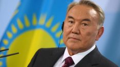 Kazakistan Devlet Başkanı Nursultan Nazarbayev istifa etti