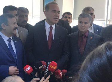 BBP Adana'da Hüseyin Sözlü'yü Destekleyecek