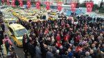 30 Taksi Kulübesi, Taksici Esnafının Hizmetine Sunulacak