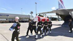 Şehit Uzman Çavuş Samet Özkan, Adana'da Son Yolculuğuna Uğurlandı