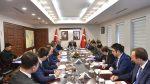 Adana Valiliği'nde Seçim Güvenliği Toplantısı