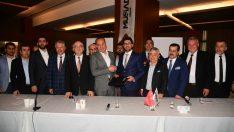 Sözlü, Adana GİAD ve MÜSİAD ile Protokol İmzaladı