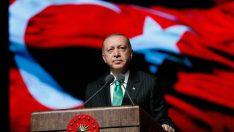 Erdoğan'dan Mehmet Akif Ersoy'u Anma Mesajı