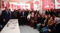 Cumhur İttifakı, İki Seçim İrtibat Bürosu Daha Açtı