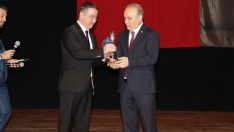 ASKİ'ye Altyapı Yatırımları İdare Ödülü