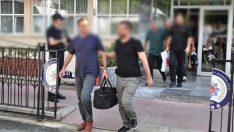 7 ilde gözaltına alınan 10 FETÖ şüphelisi adliyede