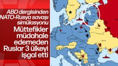 ABD basını NATO ile Rusya'yı savaştırdı