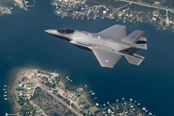 ABD'nin F-35 programında 2,1 milyar dolarlık kayıt dışı