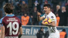 Kasımpaşa:2 Trabzonspor:2