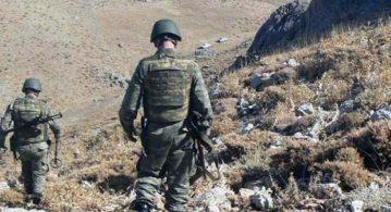 Bingöl'de 21 Alanda 15 Günlük Özel Güvenlik Bölgeleri İlan Edildi