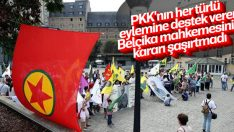 Belçika mahkemesi PKK'lıları yargılamadı