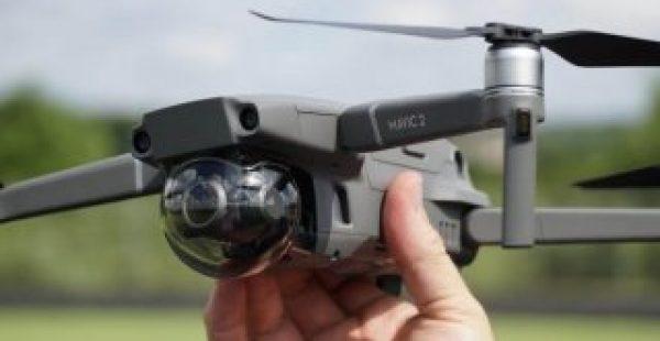 Bilim insanları mağaraları drone ile haritalandırıyor