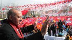 Cumhurbaşkanı Ayasofya taleplerine cevap verdi