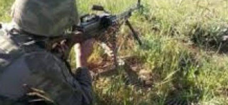 Dargeçit'te çatışma: 3 PKK'lı öldürüldü