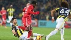 Fenerbahçe 2-1 Demir Grup Sivasspor