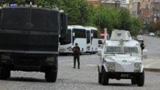 Diyarbakır'daki köylere sokağa çıkma yasağı