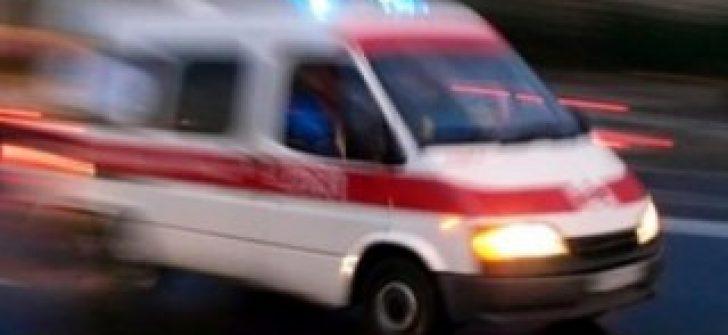 Düğün salonunun tavanı çöktü 2 kişi yaralandı