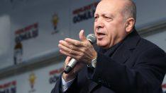 """Erdoğan: """"Aynı Hedefe Yürüyen Toplumların Önünde Hiçbir Engel Duramaz"""""""