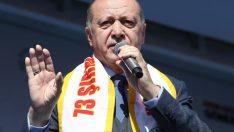 """Erdoğan: """"Bu Ülkenin Terör Örgütlerine Kaptıracak Tek Bir Evladı Yoktur"""""""