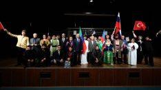Türk Dünyası Tiyatro, Günleri 'Dağılan Tifaq' Oyunu İle Başladı