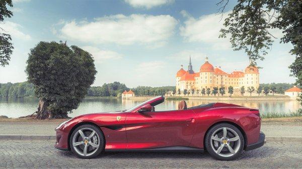 Ferrari Portofino'ya İspanya'dan ikinci ödül