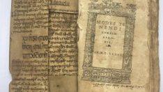 İbn-i Sina'nın İrlanda diline çevrilmiş kitabı bulundu