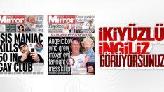 İngiliz basınında Yeni Zelanda saldırısı