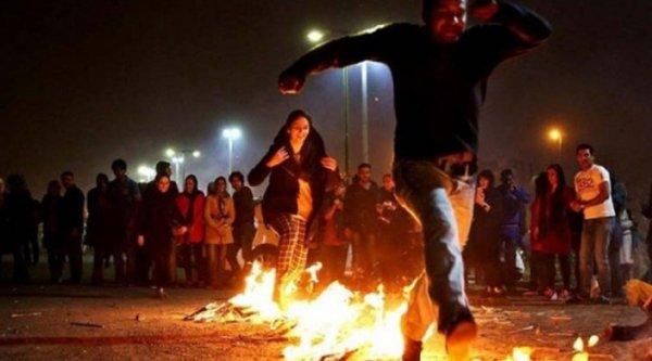 İran'da kutlama faciası: 119 yaralı