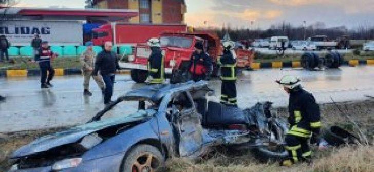Kastamonu'daki kazada 3 komando hayatını kaybetti