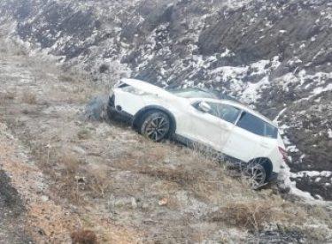 Kazaya yardıma koştu, hayatını kaybetti