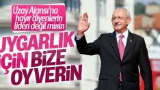 Kılıçdaroğlu: Bu ülkenin en büyük güvencesi CHP'dir