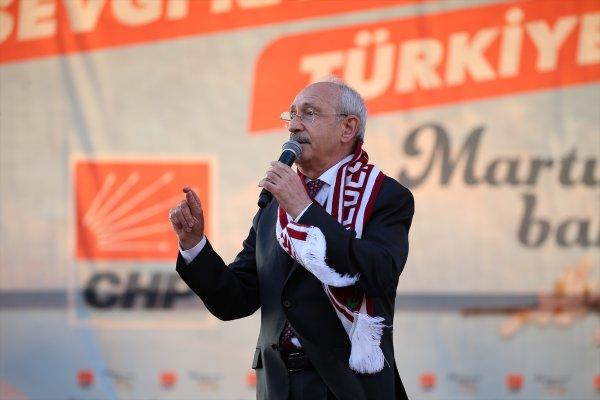 Kılıçdaroğlu Hatay'da baraj olmadığını iddia etti