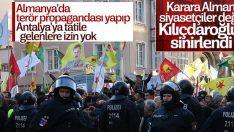 Kılıçdaroğlu'ndan Avrupa'daki terör yandaşlarına destek
