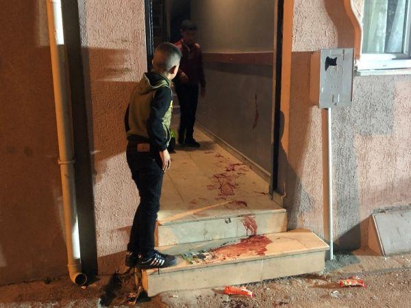 Komşu aileler park yüzünden kavga etti: 1 yaralı