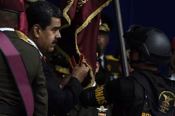 Maduro'ya suikaste kalkışanlar: ABD ile 3 kez görüştük
