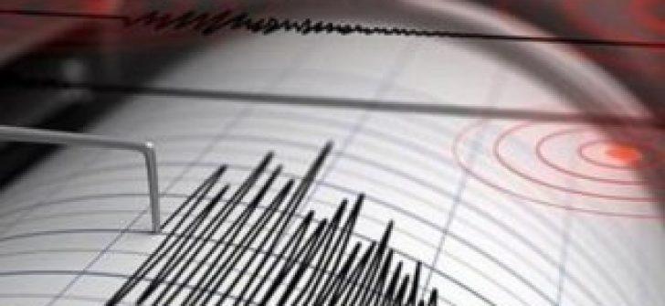 Marmara Denizi'nde 3.7 büyüklüğünde deprem