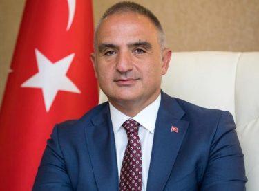"""Bakan Ersoy: """"İstanbul Havalimanı'nda Açılacak Müze ile Türkiye'yi Tanıtmak İstiyoruz"""""""