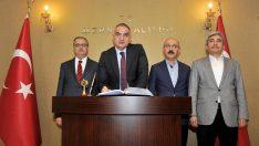 """Bakan Ersoy: """"Çukurova Bölgesel Havalimanı'na İlk Uçak Bu Ay İnecek"""""""
