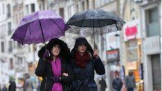 Şemsiyelerinizi Almayı Unutmayınız