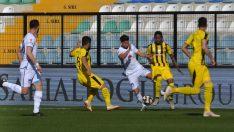 İstanbulspor: 0 – Altınordu: 1