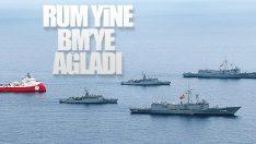 Rumlar'dan BM'ye yine Türkiye şikayeti