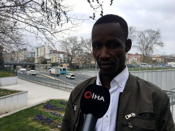 Senegalli yolcunun şikayetçi olduğu taksici tutuklandı