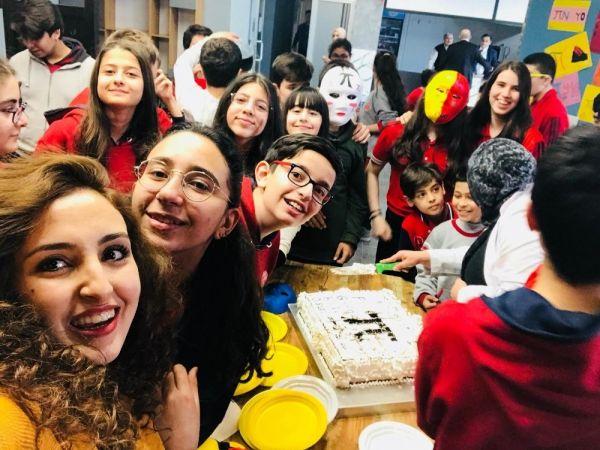 Sivas'ta Pi günü kutlaması