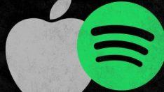 Spotify'dan Apple'a haksız rekabet suçlaması