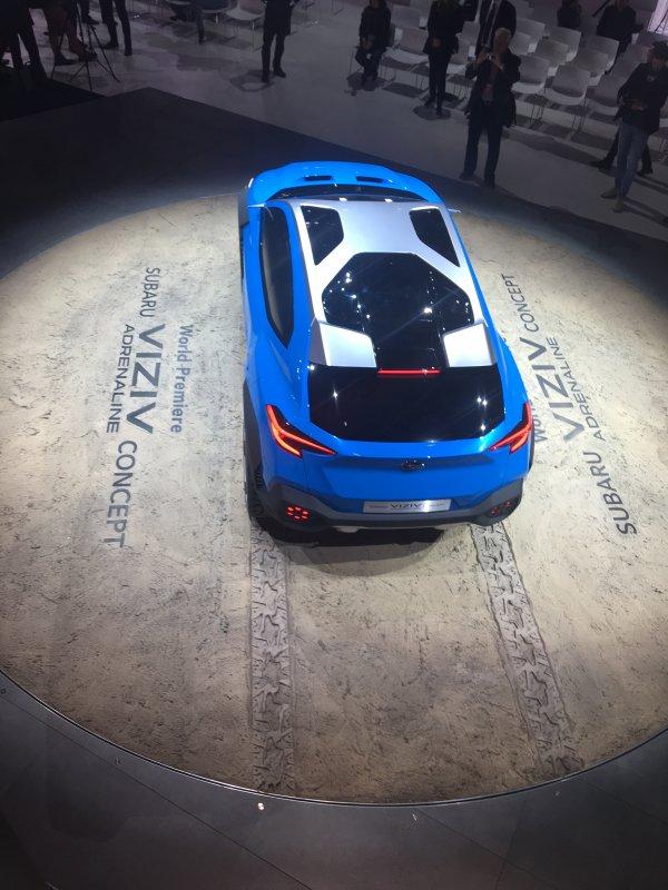 Subaru modelleri artık daha cesur