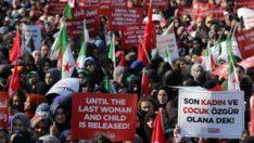 Vicdan Hareketi kadınlar için Sultanahmet'te buluştu