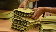 Kırklareli'de yeniden oy sayımı iptal edildi
