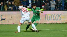 Denizlispor 0-0 Boluspor