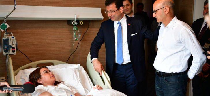 CHP'li Karaca, Mazbata Arbedesinde Yaralandı