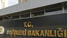 """Dışişleri Bakanlığı: """"Türkiye, Sudan'ın Güvenlik ve İstikrarı İçin Desteğe Devam Edecek"""""""